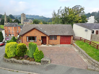 Llanfair bungalow for sale