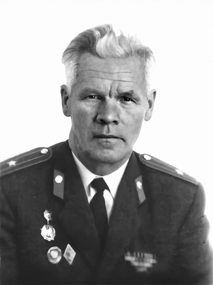 Касьянов Михаил Николаевич - 1914 гр., Парковая 5