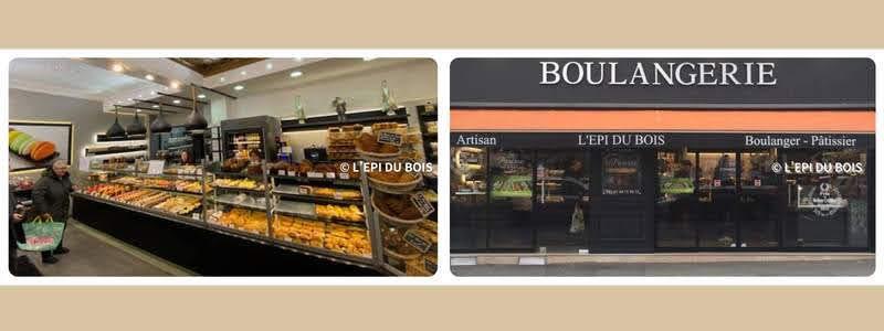 パリのパンオショコラ l'Epi du Bois Boulangerie レピ・デュ・ボワ・ブランジュリー
