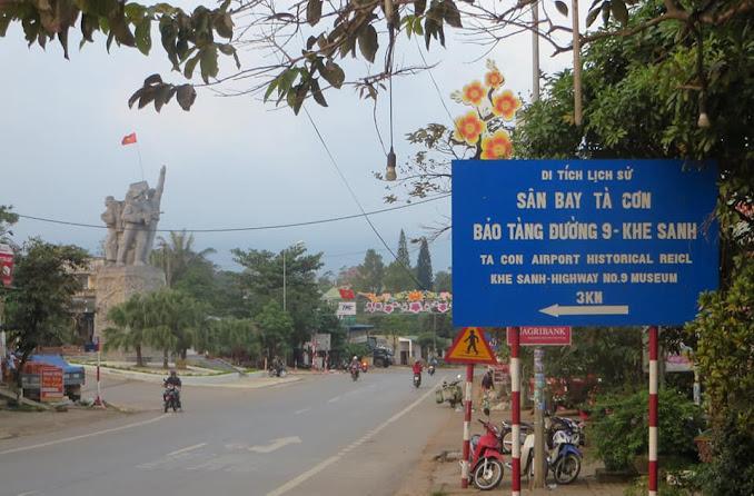 Bài số 12. Khe Sanh - Đường 9 Nam Lào