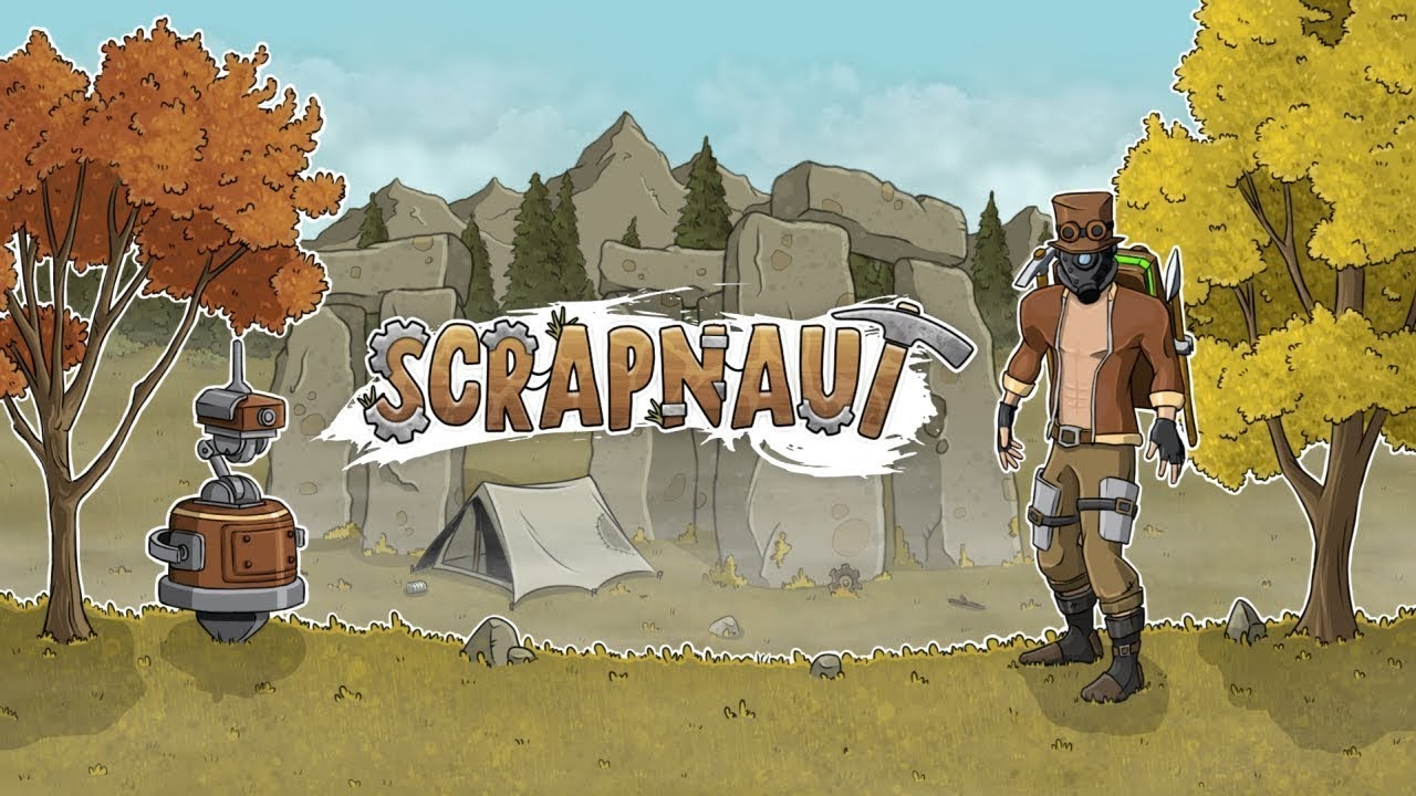 Scrapnaut The Excellent Indie Base Building Survival Game
