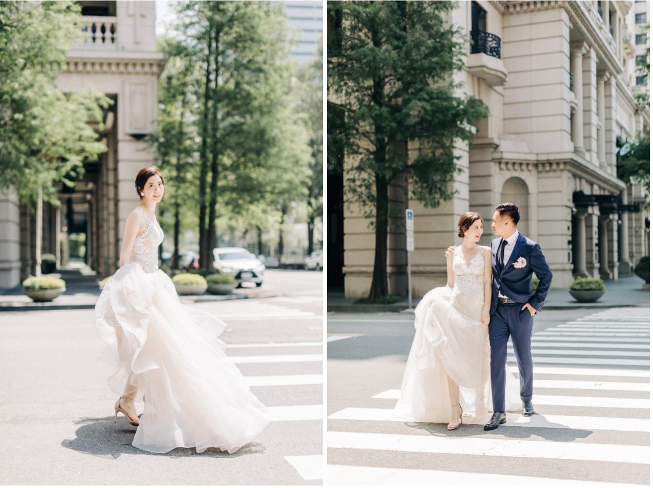 如何挑選對味的美式婚紗攝影師?