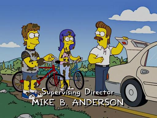 Los Simpsons 20x05 Curvas peligrosas