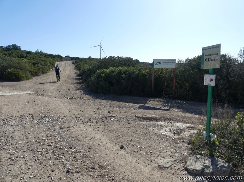Tramo I del Corredor Verde Dos Bahías