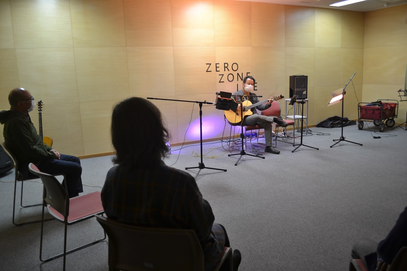 5月1日 第330回 ZZL in おぶすまオープンマイク(9)