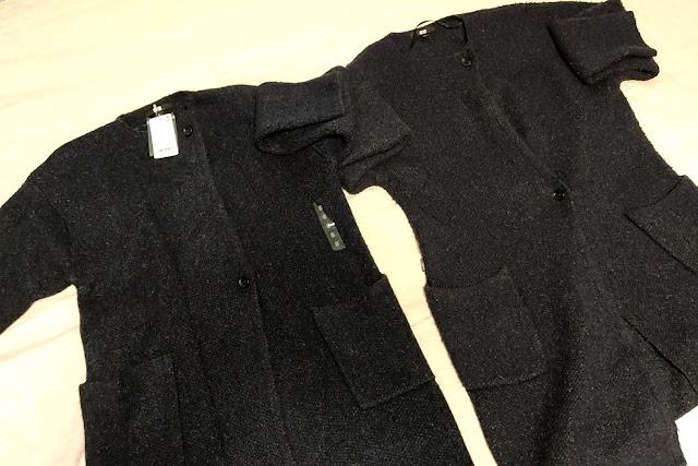 冬のコートは「秋コート」1着だけ。ユニクロの「ツイードニットコート」をリピ買いした話