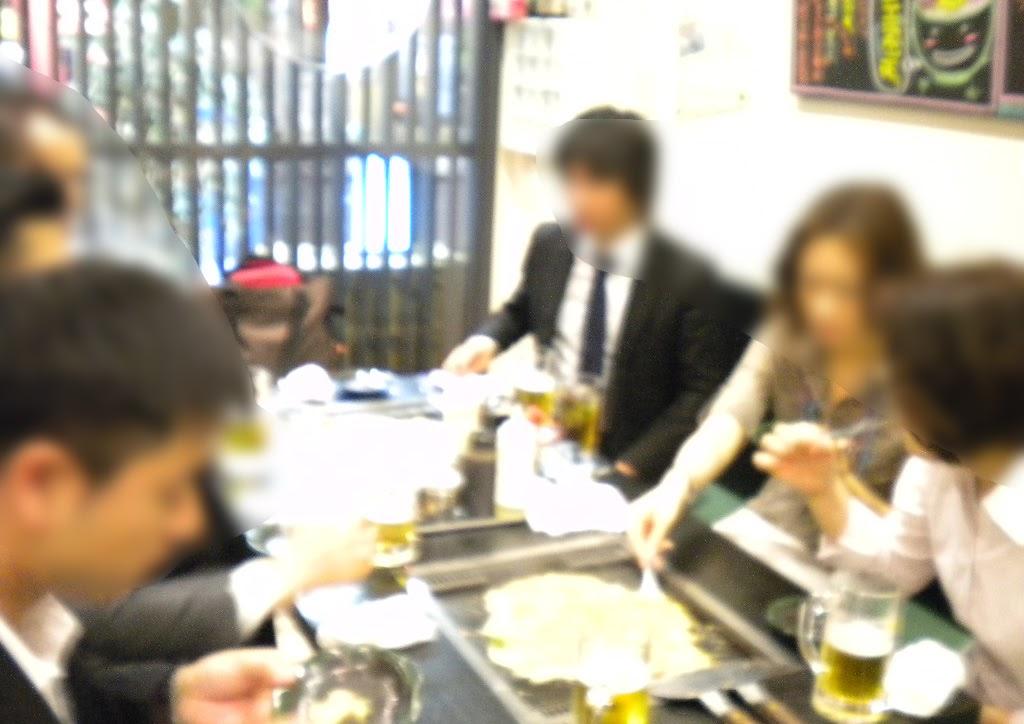 20100624#02月島もんじゃ座談会