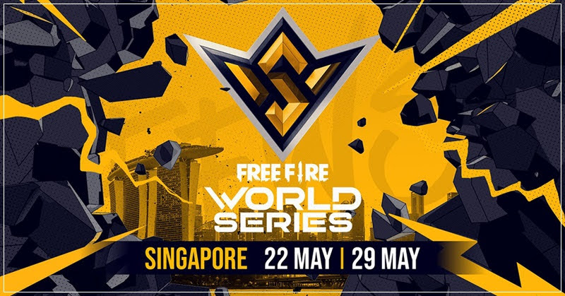 Free Fire World Series 2021 พร้อมระเบิดศึกที่สิงค์โปร