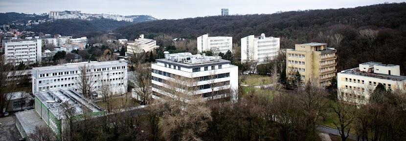 Areál SAV na Patrónke v Bratislave