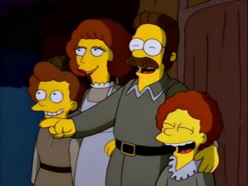 Los Simpsons 4x18 A Esto Hemos Llegado