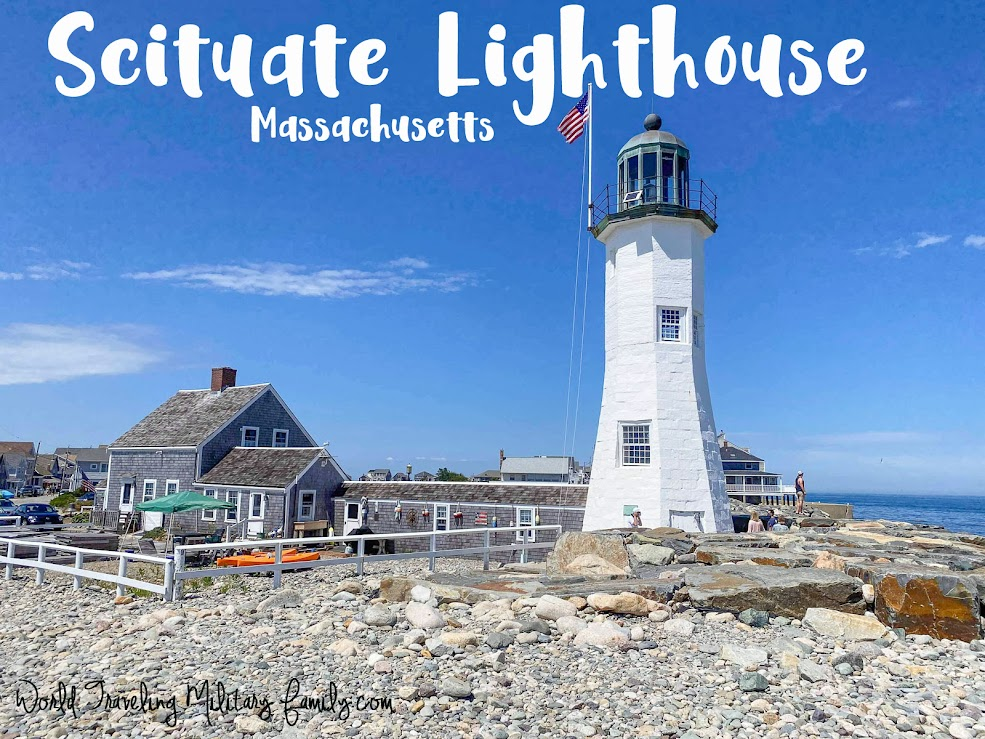 Scituate Lighthouse Massachusetts