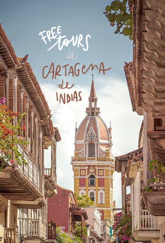 mejores free tours de Cartagena de Indias