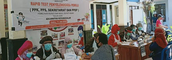 Komisi Pemilihan Umum Kabupaten Ngawi Jatim