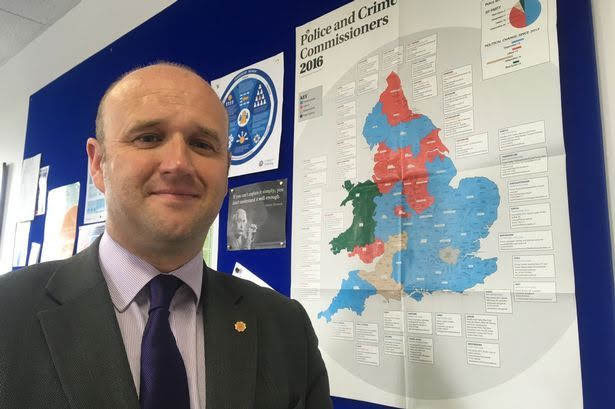 Police Council Tax precept to go up 5.7 per cent