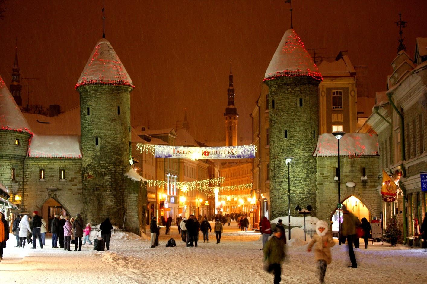 Viajar na Estónia