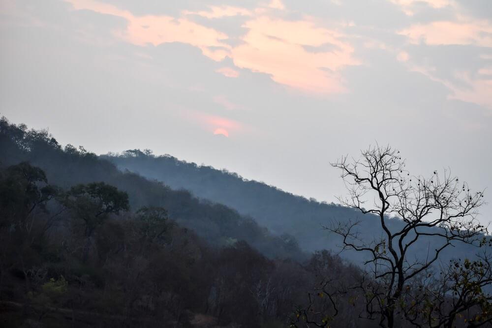 orange sunset bangalore to br hills karnataka.jpg