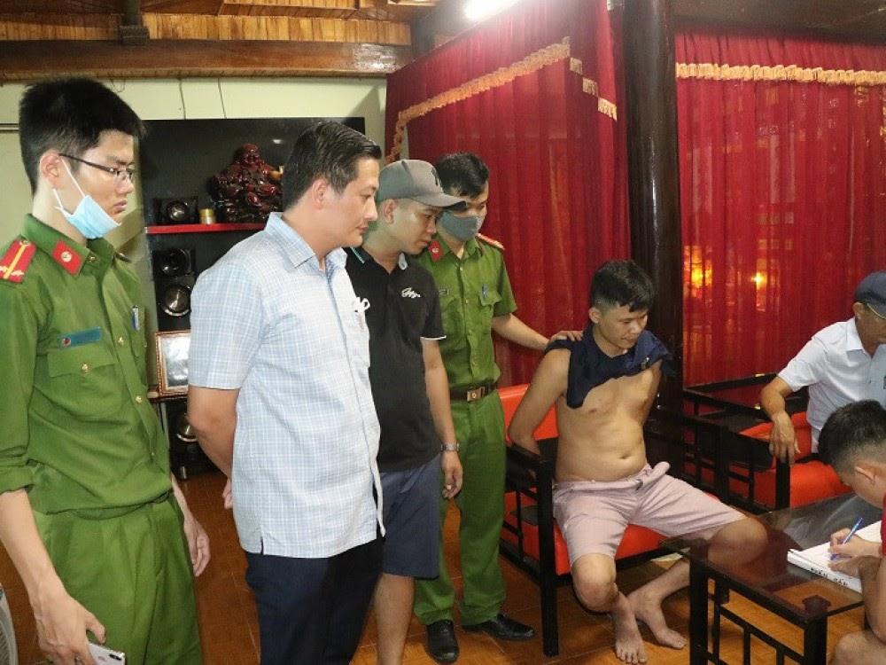 Lãnh đạo công an TP Hà Tĩnh trực tiếp tham gia phá án
