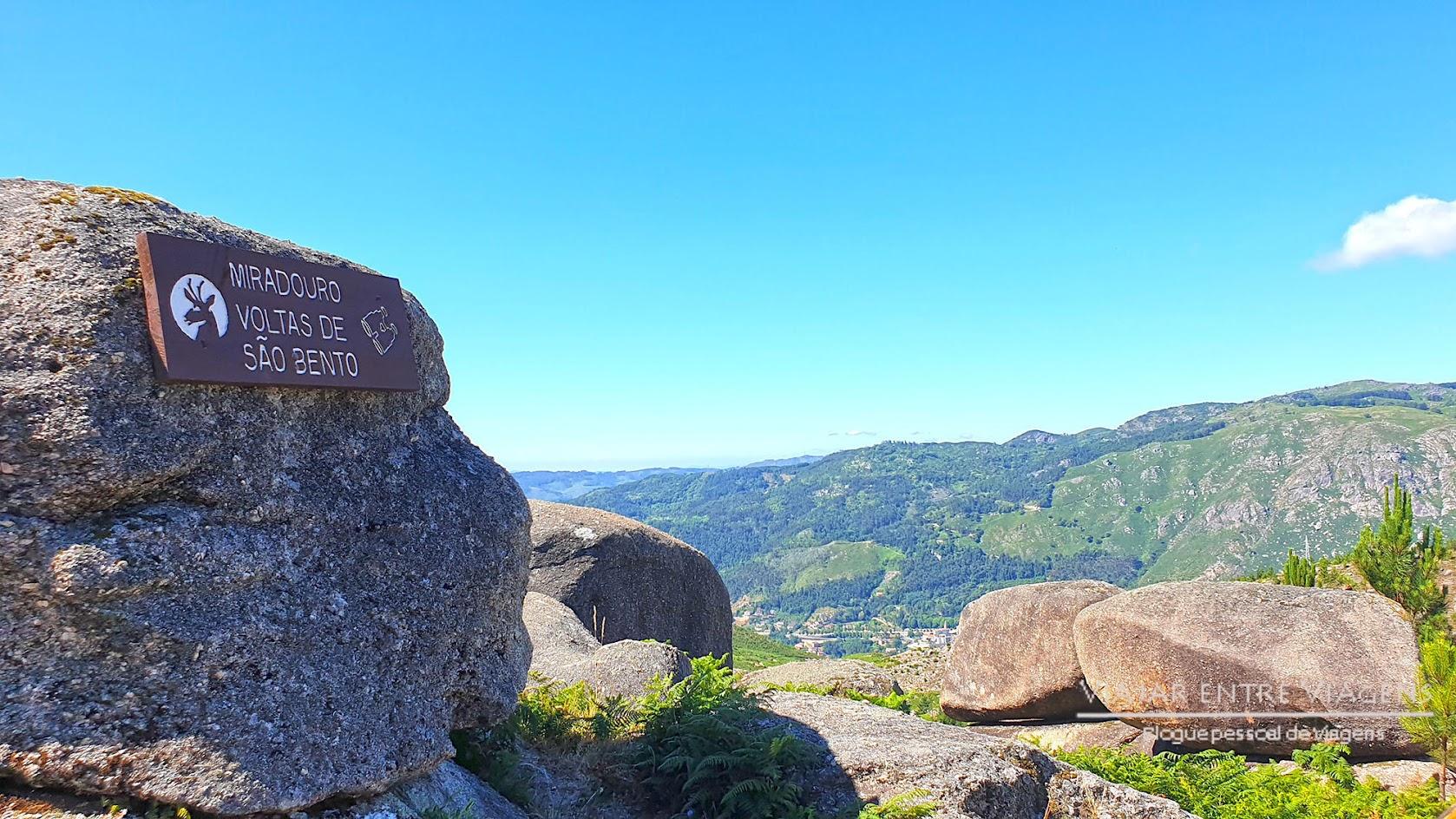 TRILHO DOS MIRADOUROS DO GERÊS - PR6   Um trilho para conhecer as meias belas vistas panorâmicas da Serra do Gerês