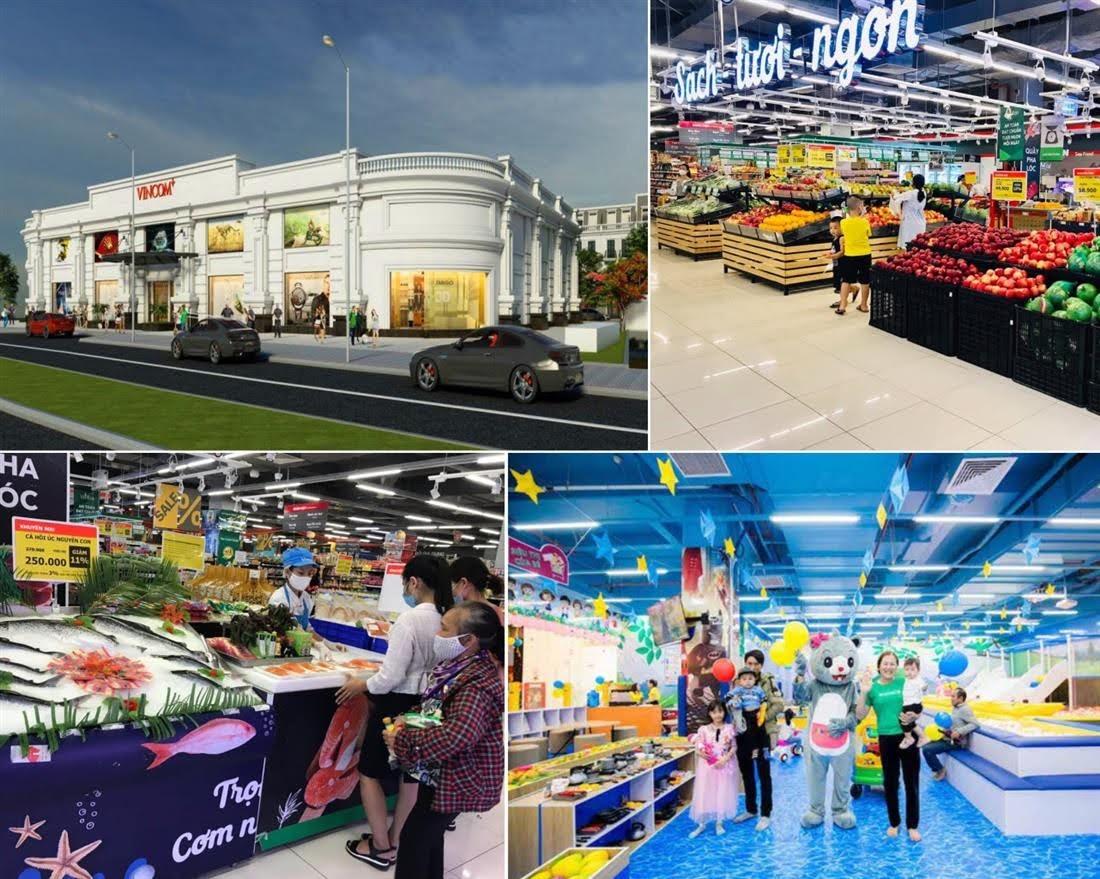 Vincom Thái Hòa – trung tâm mua sắm giải trí đẳng cấp((nguồn internet)