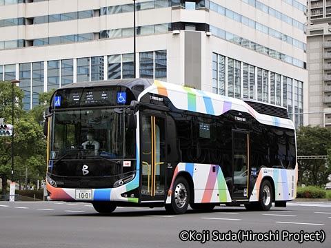 東京BRT(京成バス) 1001