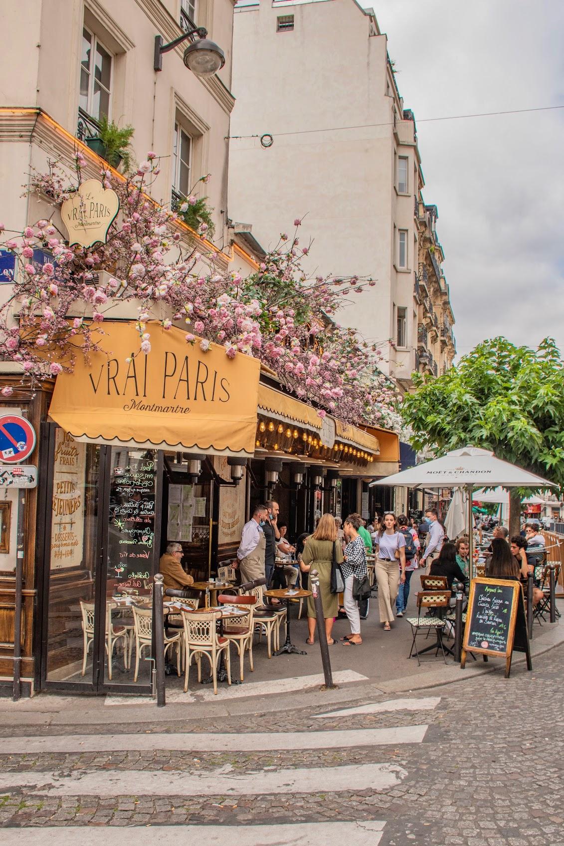 Montmartre-bezienswaardigheden