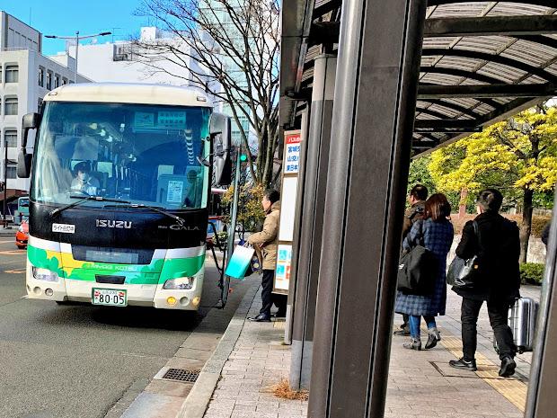山形-仙台線 都市間バスに乗ってきました