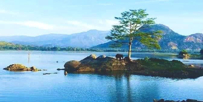 Handapanagala lake