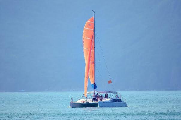 Catamaran, Nha Trang