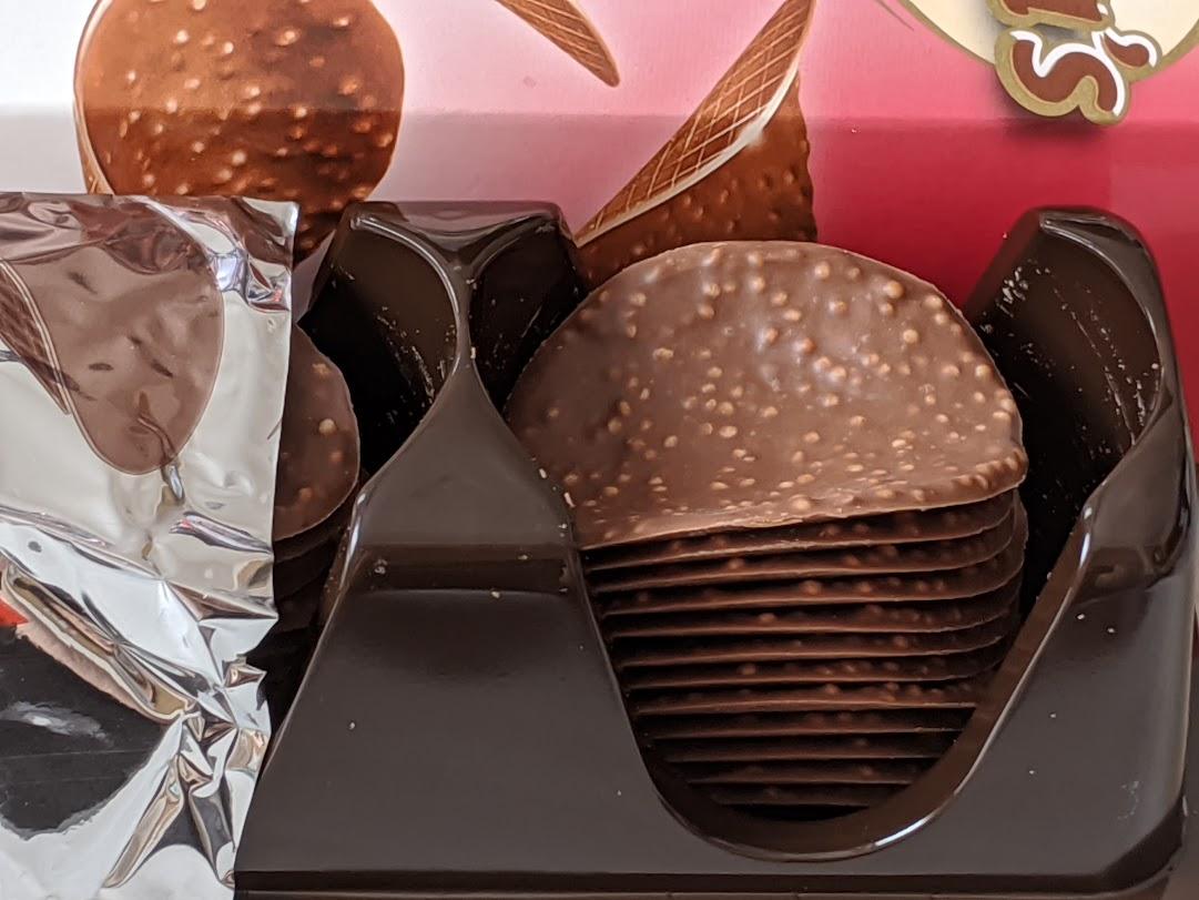 ハムレット チョコチップス ストロベリー