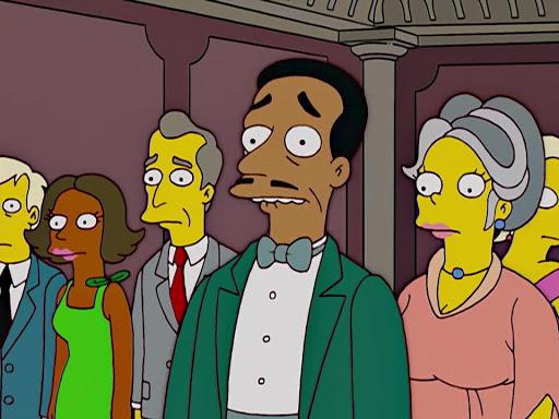Los Simpsons 16x14 El informante