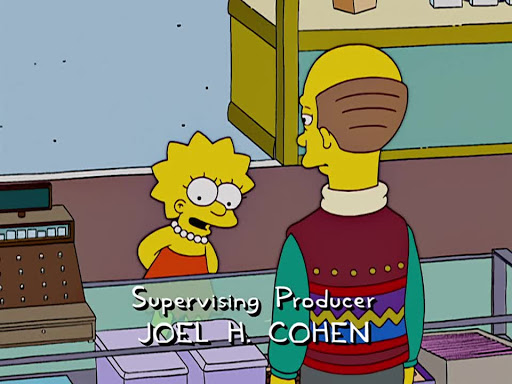 Los Simpsons 17x06 Homero se Postula