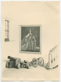 Илл. 4. Вестибюль, 1941. ТГМ, 1891,1,1