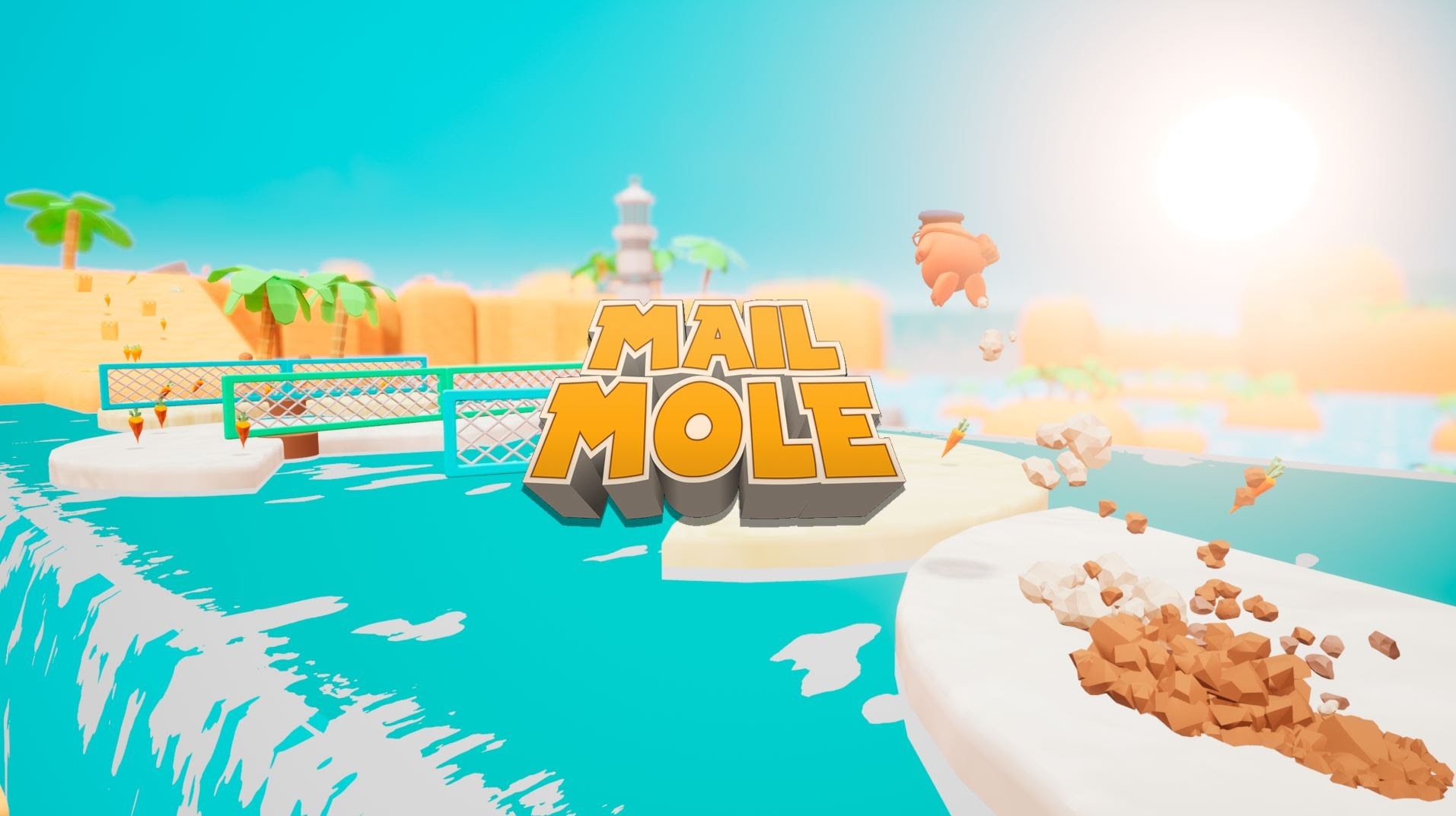 Mail Mole is an Excellent Adventure Game Which Embeds the Best of Platforming