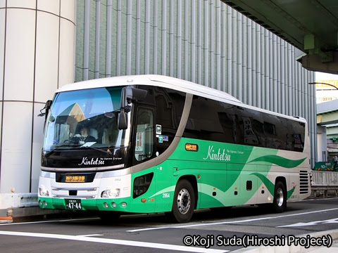 近鉄バス「SORIN号」 2954_01