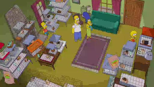 Los Simpsons 25x15 La guerra del arte