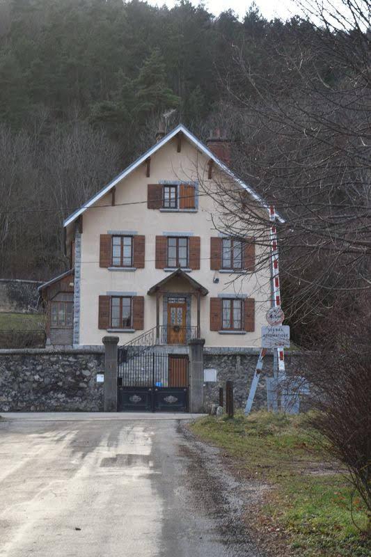 La maison de l'ingénieur en chef de la mine