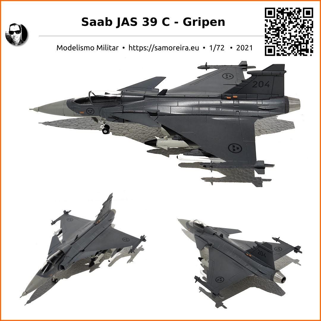 Saab JAS 39 C - Gripen