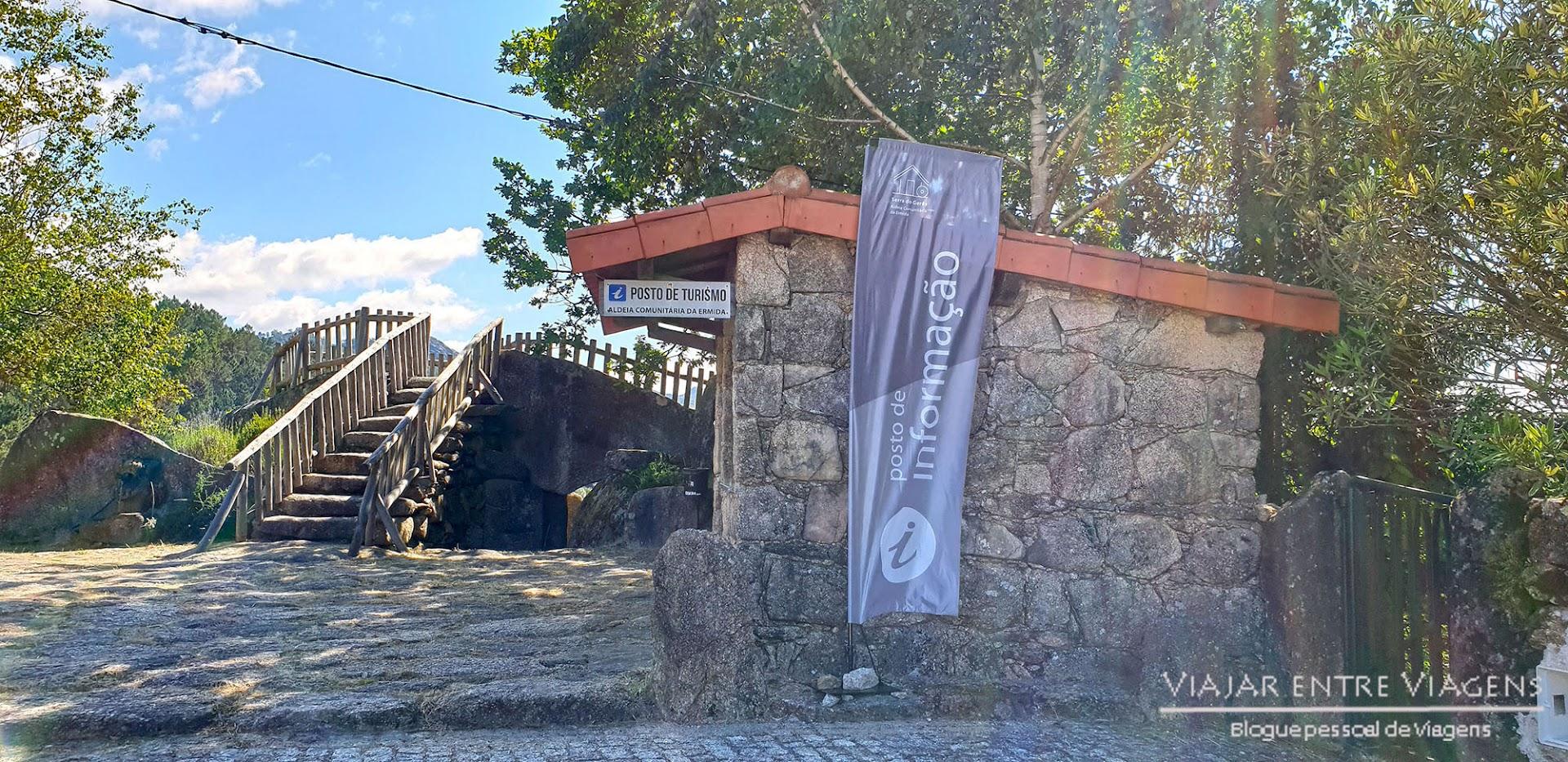 TRILHO DO SOBREIRAL DA ERMIDA NO GERÊS - PR14 TBR - um percurso que permite (com desvios) apreciar o melhor da Serra do Gerês