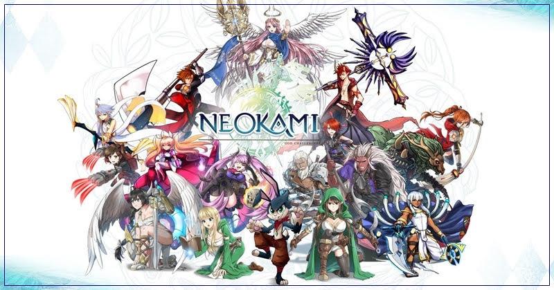 Neokami เกม Action RPG สัญชาติไทยโดย Varisoft เปิดให้บริการ