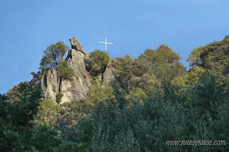 Benamahoma - Cruz de la Atalaya - Torre Musulmana - El Descansadero - Molino del Susto