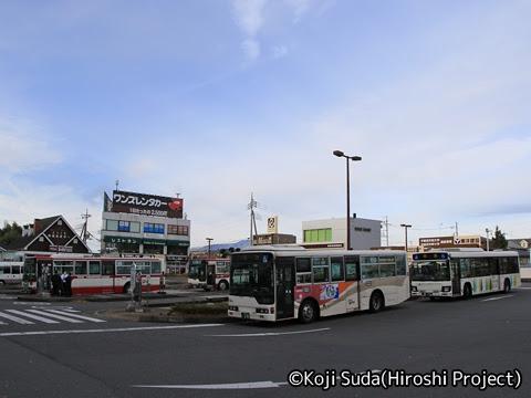 関東自動車 那須塩原駅西口
