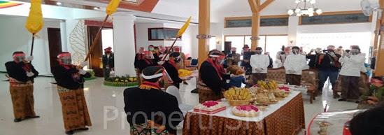 Berita ritual jamasan pusaka kab, Ngawi