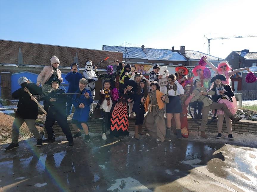 klasfoto carnaval