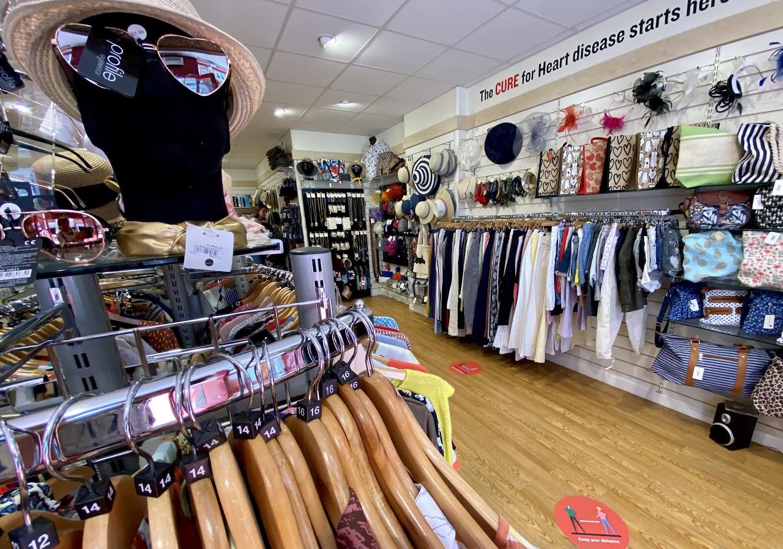 British Heart Foundation Charity Shop Tenterden