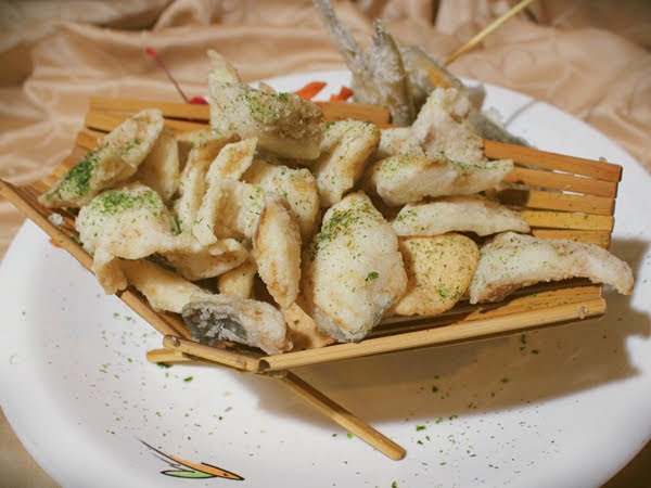 白鯧魚日式炸