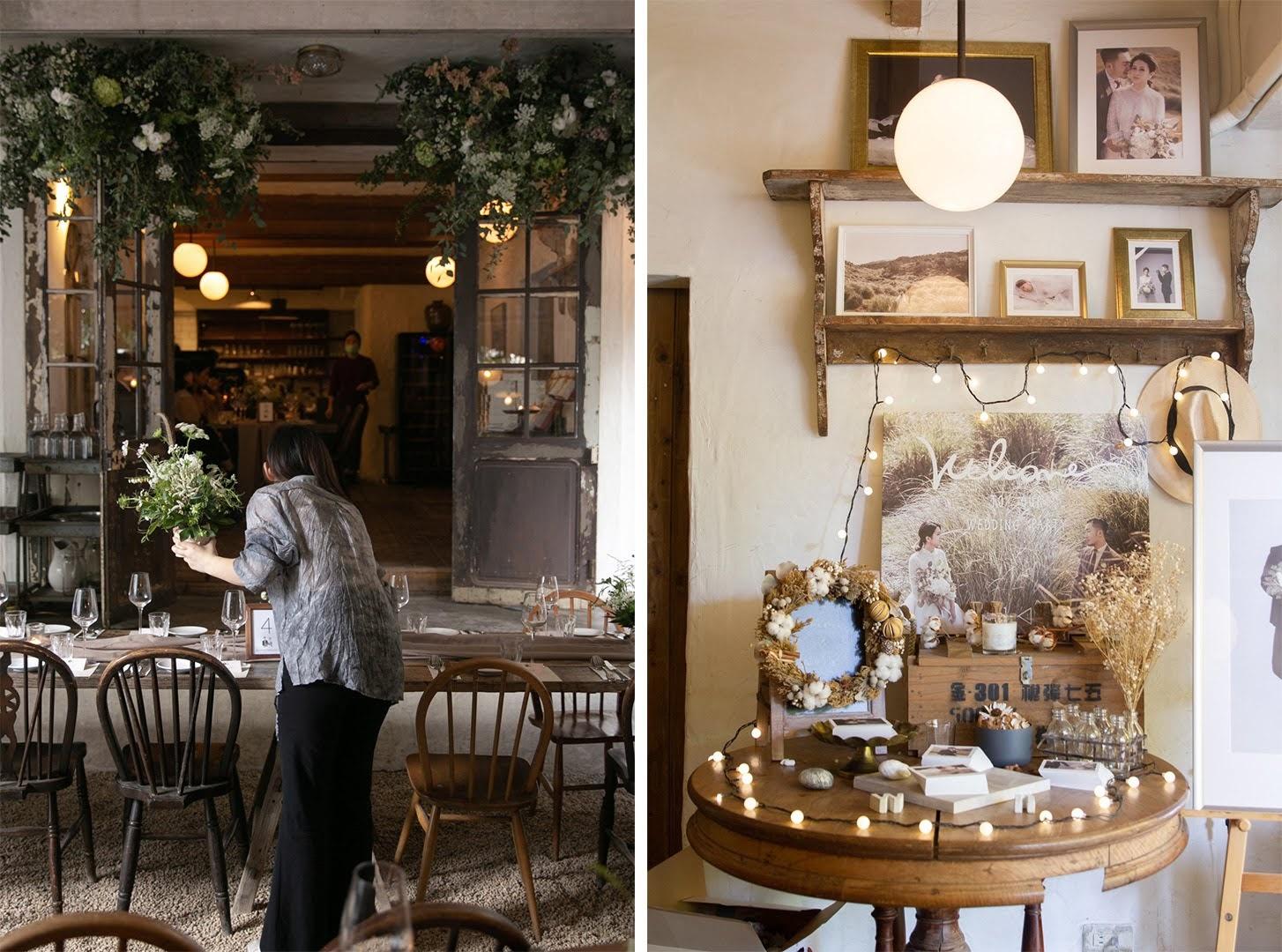 小型婚禮這樣辦最溫馨!推薦妳絕佳的小型婚禮派對場地 !