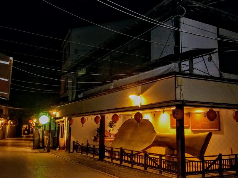 宮島表参道商店街