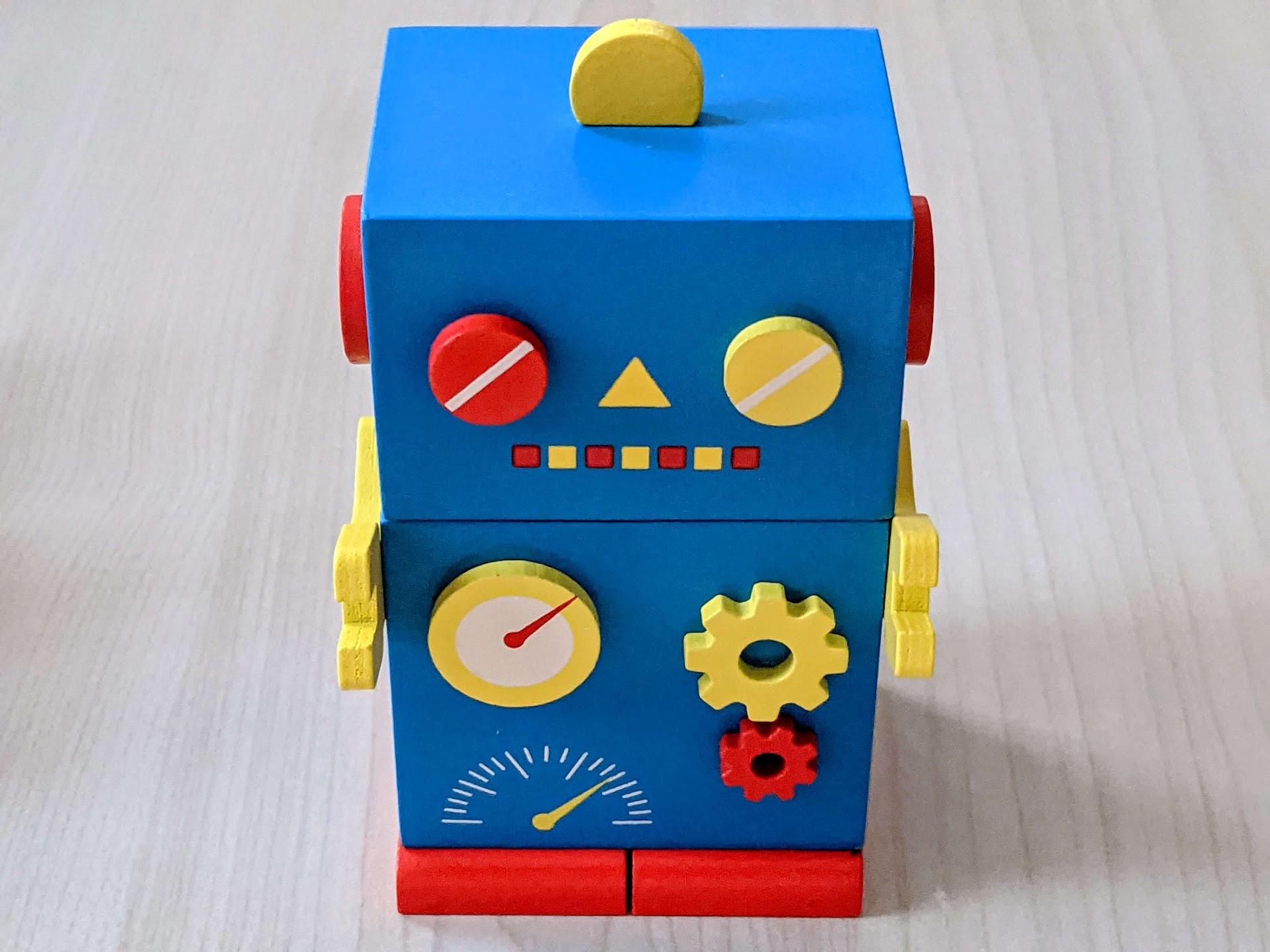 ロボットウッドボックス