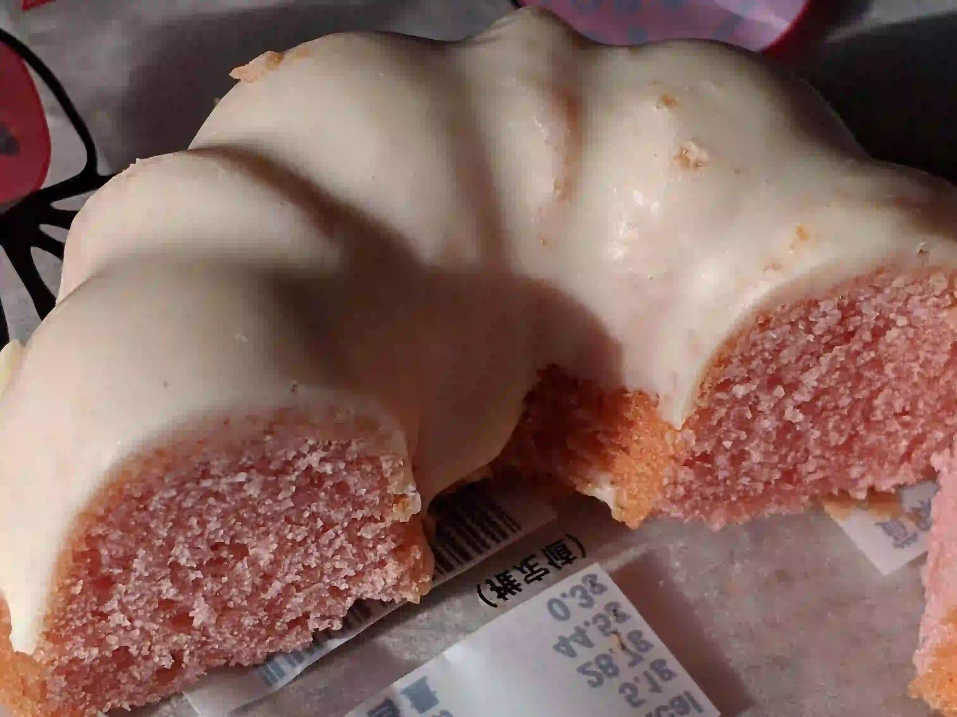 カルディ いちごリングケーキ