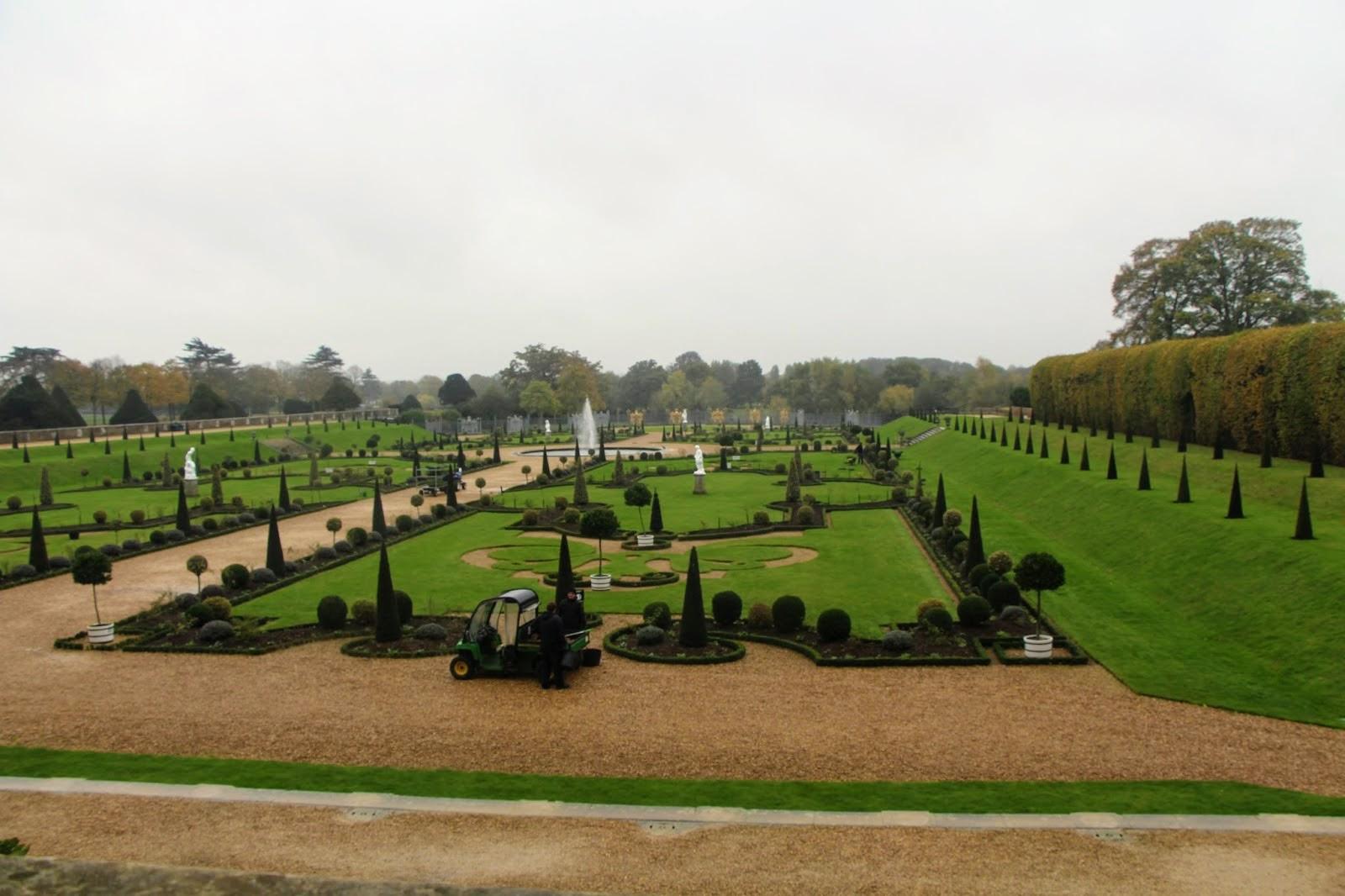 Jardins Palácio de Hampton Court